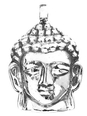 Lord Buddha Face Pendant