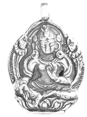 Saviour Goddess Green Tara Pendant