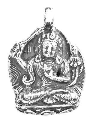 Bodhisattva Manjushri Pendant