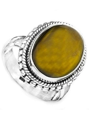 Tiger Eye Ring