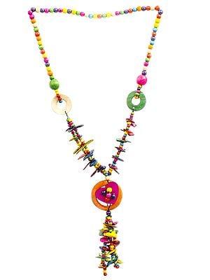 Multicolor Ethnic Necklace