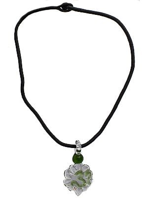 Om (Aum) Cord Necklace
