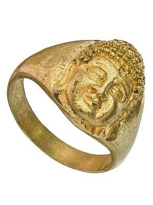 Lord Buddha Ring