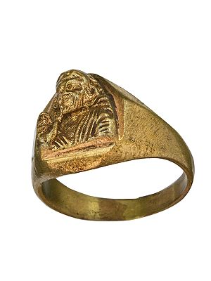 Shirdi Sai Baba Ring