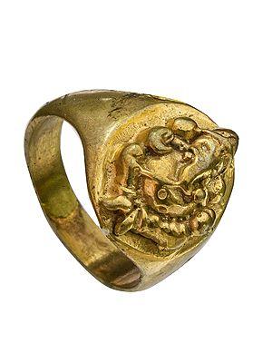 Lord Ganesha Ring