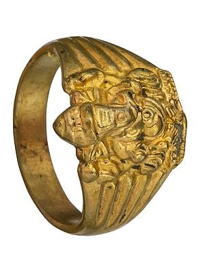Lord Ganesha Ring