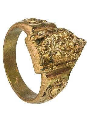Lord Tirupati Ring