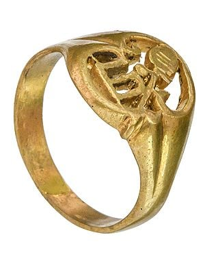 Karttikeya Spear Ring