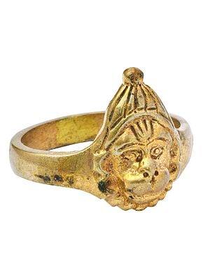 Lord Hanuman Ring