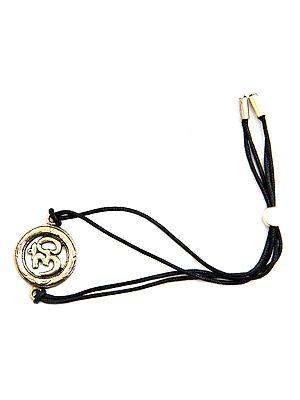 OM (AUM) Cord Bracelet