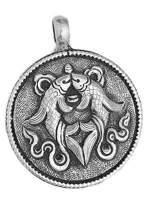 Fish Pair Pendant (Ashtamangala) -  Made in Nepal