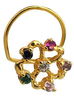 Chakra Nose Ring