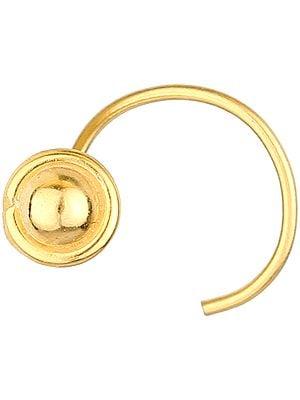 Round Nose Ring