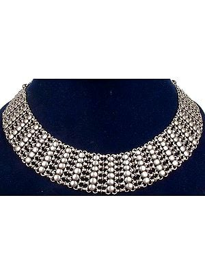 Sterling Choker from Rajasthan