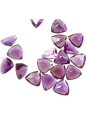 Amethyst mm Trillions (Price Per 5 Pieces)