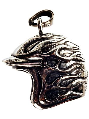 Army Helmet Pendant