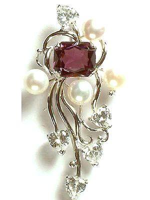 Designer Gemstone Pendant