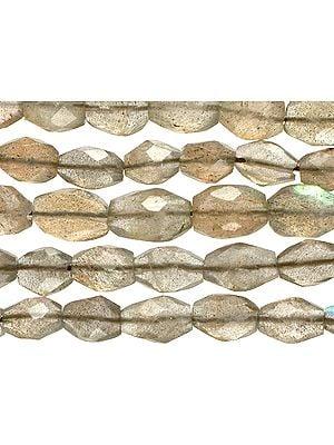 Faceted Labradorite Ovals