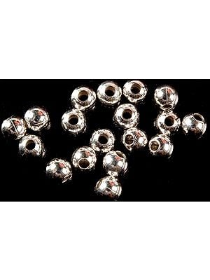 Fine Balls of Sterling (Price Per Six Pieces)