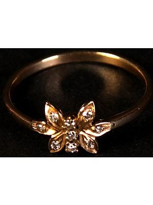Finely Crafted Diamond Ring