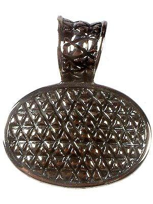 Granulated Pendant