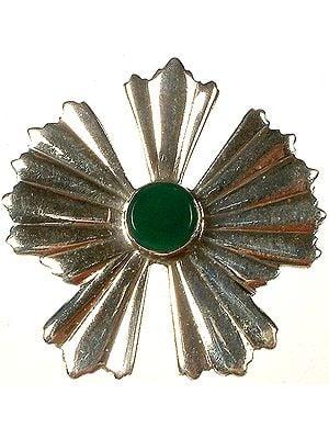 Green Onyx Chakra Pendant