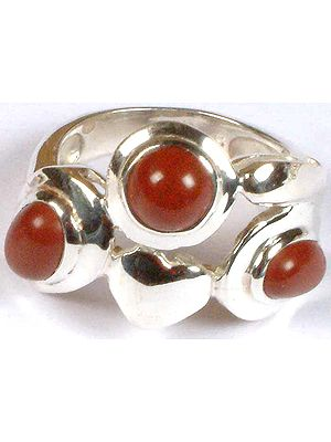 Jasper Valentine Ring