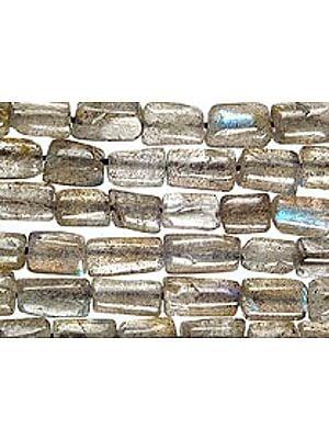 Labradorite Plain Tubes