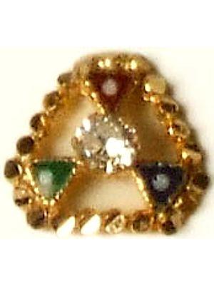 Hexagonal Nose Pin