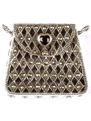 Purse Pendant with Flap