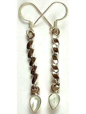 Shell (MOP) Earrings