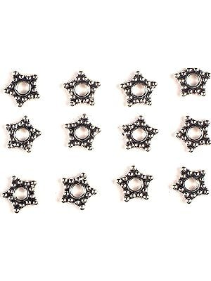 Star Spacer (Price Per Four Pieces)