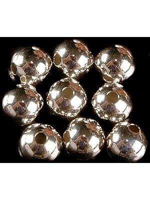 Sterling Balls (Price Per Piece)