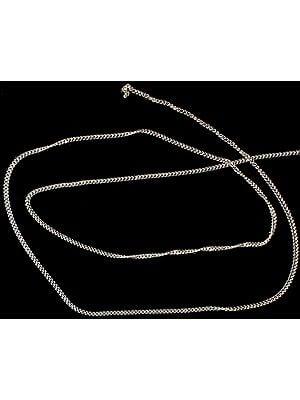 Sterling Chain (Price per Five Feet)