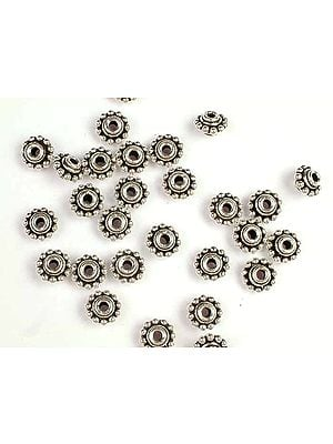Sterling Round Beads