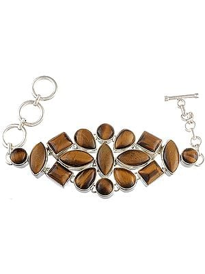 Tiger Eye Marvel Bracelet