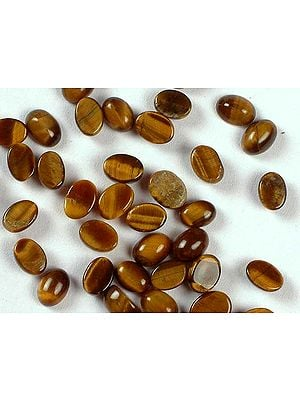 Tiger Eye mm Sized Cabochons