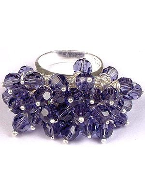 Unbelievable Swarovski Gypsy Ring