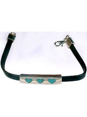 Valentine Bracelet with PVC Cord