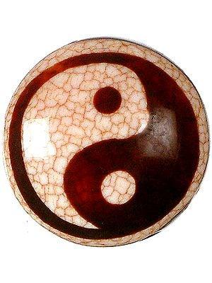 Yin Yang 9 Tai Chi Tu) Bead (Price Per Piece)