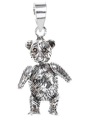 Movable Bear Pendant
