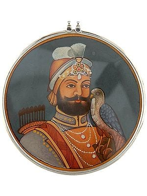 Guru Gobind Singh (Pendant)