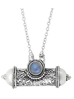 Sterling Silver Talisman