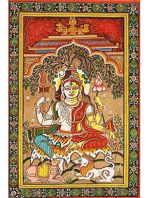 Ardhanarishvara (Parvati Shiva)