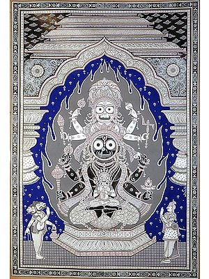 Jagannatha, Balarama and Subhadra