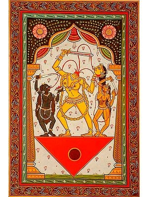 Chinnamasta - The Decapitated Goddess