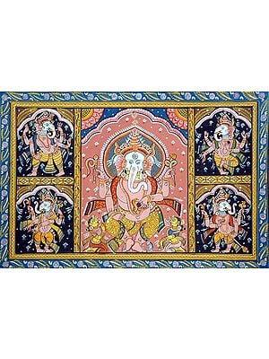 Dances of Ganesha