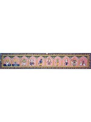Dash Avataar - The Ten Incarnations of Lord Vishnu