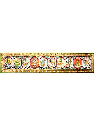 Dashavatara Panel