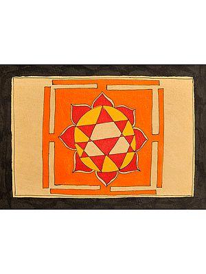 Yantra of Mahavidya Bhairavi